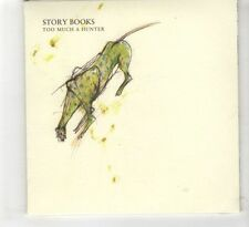 (HE876) Story Books, Too Much A Hunter - 2013 sealed CD