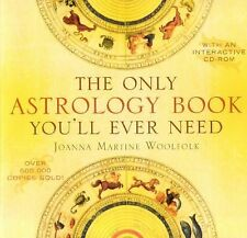 The Only Astrology Book You'll Ever Need, Joanna Martine Woolfolk, Acceptable Bo