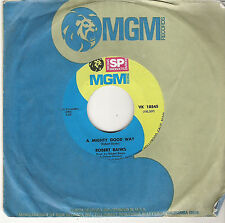 ROBERT BANKS  A MIGHTY GOOD WAY / SMILE  US MGM 2nd Press  NORTHERN SOUL