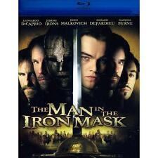 The Man in the Iron Mask (Blu-ray Disc, 2012)