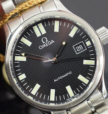 OMEGA DYNAMIC AUTOMATIC WATCH 5203.51   GENERIC BOX/PAPERS WARRANTY