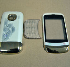 COVER HOUSING COMPATIBILE per NOKIA C2-06 BIANCA CON TASTIERA