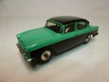 DINKY TOYS 165 HUMBER HAWK - BLACK GREEN 1:43 - EXCELLENT CONDITION