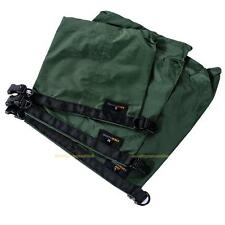 3PCs Army Green Waterproof Dry Bag Sack Pouch Canoe Floating Kayaking Camping