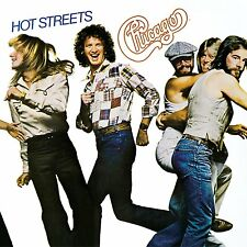 Hot Streets by Chicago (CD, May-1996, Chicago Records Dist.)
