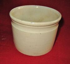 rare ancien pot à confiture  graisse ou  paté en faience de castres