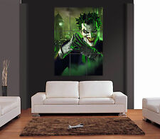 THE JOKER BATMAN MOVIE FILM Giant Wall Art Print Picture Poster