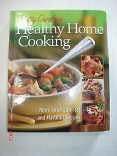 BETTY CROCKER'S HEALTHY HOME COOKING Cookbook - 2002 - General Mills
