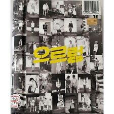 EXO XOXO [KISS Ver] 1st Album Repackage CD Photo Book K-POP Sealed