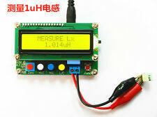 Digital TESTER Inductance Capacitance meter LC Meter TEST 1pF-100mF 1uH-100H