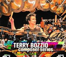 TERRY BOZZIO - COMPOSER SERIES  4 CD+BLU-RAY NEU