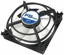 Arctic Cooling F8 PRO Case Fan, Extremely Quiet, Fluid Dynamic Bearing
