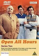 OPEN ALL HOURS SERIES TWO 2  RONNIE BARKER DAVID JASON BBC REGION 2 & 4 DVD NEW