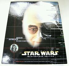 Kenner Star Wars Masterpiece Collection Limited Edition Anakin Skywalker & Book