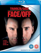 FACE OFF - BLU-RAY - REGION B UK