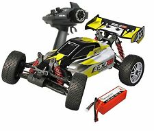 Thunder Tiger EB4 4WD Brushless Buggy 2.4GHz RTR 1:8 gelb + LiPo 4s 5200mah