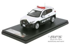 Mazda CX-5 RHD - Polizei Japan - 2013 - 1:43 - Premium X