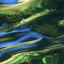 Music For Three Rivers - Chris Burn (2007, CD NIEUW)