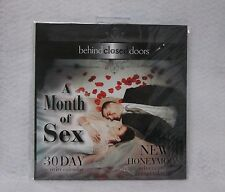 Behind Closed Doors Month Sex Activity Calendar Honeymoon Edition Hot Sexy Gift