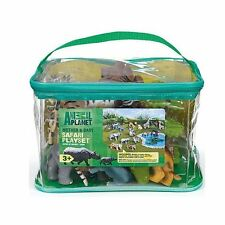 Animal Planet Toys Playset Mother & Baby Safari Play set with Storage Bag NEW