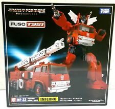 TAKARA TOMY TRANSFORMERS MASTER PIECE MP-33 INFERNO ACTION FIGURE