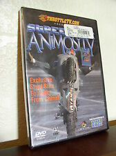 Streetbike Animosity 2: Exclusive Stunt Bike Footage from China! (DVD, 2009,NEW)