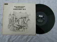 BLUES OBSCURITIES lp STRETCHIN' OUT volume 3 London 8456.... 33rpm / blues