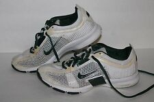Nike Zoom Trainer Essential Running Shoes, #109378, White/Pine/Slvr, Womens US 7