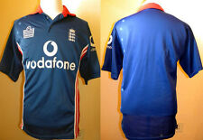 MAGLIA CRICKET INGHILTERRA ADMIRAL ENGLAND FLINTOFF VINTAGE SHIRT JERSEY n india