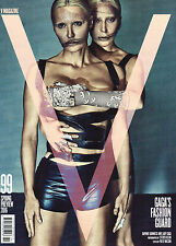 V Magazine #99 LADY GAGA Daphne Guinness MOLLY BLAIR Cierra Skye A McQUEEN @New@
