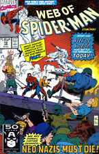 WEB OF SPIDER-MAN (1985) #72 - Back Issue