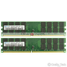 New SAMSUNG 8GB 2x4GB PC2-6400 DDR2-800 240pin DIMM Desktop Memory For AMD CPU
