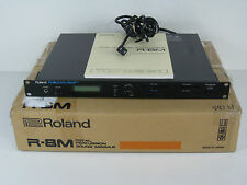 Roland R-8M R-8 R8 Drum Brain Sound Module + original box/manual EXCELLENT!