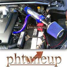 BLUE fit for 2003-2006 NISSAN MURANO S SE SL 3.5 3.5L V6 AIR INTAKE KIT