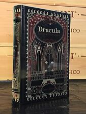 DRACULA, DRACULA'S GUEST, LAIR WHITE WORM by BRAM STOKER Leatherbound, NEW