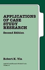 NEW - Applications of Case Study Research Second Edition