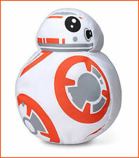 NEW! Officially Licensed Star Wars BB-8 Throw Pillow Force Awakens - Exclusive!