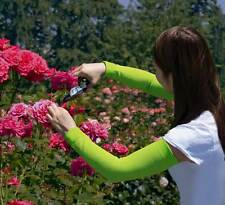 Pair Gardening Sleeves Protects Gardening Soft and Stretchable Sleeves