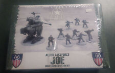 Allied Taskforce Joe  Box    Dust Tactics Starter Set