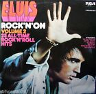 ELVIS PRESLEY Rock 'N' On Vol 2 LP