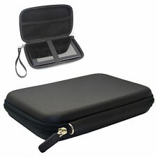7inch Black Shockproof Protective Hard Case GPS Cover for TomTom and Garmin