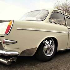 VW Type 3 stone guards REAR for Squareback Notchback Fastback volkswagen AAC168