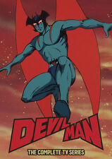 Devilman Complete Tv Series DVD