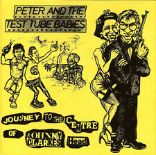 Peter and the Test Tube Babies Journey to the centre of Johnny CD (1995 we BITE)
