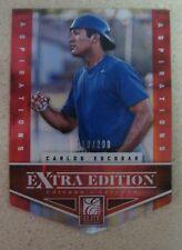 CARLOS ESCOBAR 2012 ELITE EXTRA EDITION ASPIRATIONS #119/200