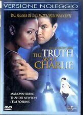 THE TRUTH ABOUT CHARLIE di Jonathan Demme DVD FILM Usato Excellent Vers.Noleggio