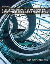 Statics and Strength of Materials for Architecture 4th Int'l Edition