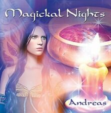 MAGICKAL  NIGHTS - ANDREAS CD