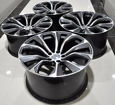 "21"" 2016 X6 M STYLE (SET OF 4) STAGGERED WHEELS RIMS FIT BMW X5 X6 1262"