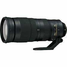 Nikon AF-S Nikkor 200-500mm F/5.6 E ED VR Telephoto Zoom Lens 200-500 F5.6 ~ NEW